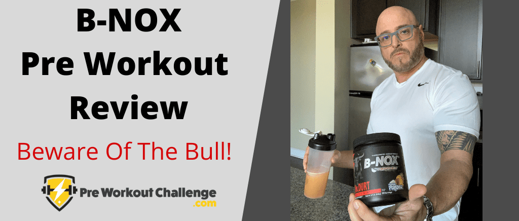 B-nox pre workout review canva