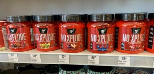 What's The Best Protein Powder For Weight Loss - NO Xplode