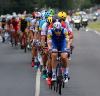 What Does Pre Workout Do For You - cyclists racing