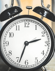 What is Post Workout Protein - alarm clock