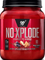 What Is The Best Stimulant Free Pre Workout - NO xplode pre workout