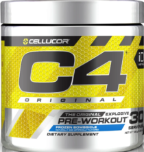 What is the Best Pre Workout Supplement - c4 original container