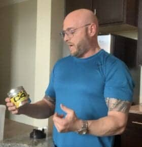C4 pre workout ingredients - me doing a C4 review