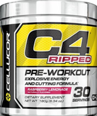 what is the best pre workout for weight loss - c4 ripped pre workout