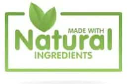 Is a pre workout safe - natural ingredient logo