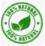 pre workout and running - all natural logo