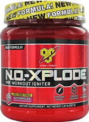 NO Xplode pre workout review – Xplode Your Workouts!