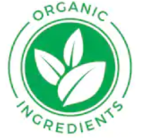 What Is The Best Pre Workout Without Caffeine - organic ingredients logo