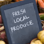 Is Plant Based Protein Powder Good For You - Fresh local produce sign