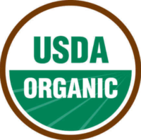 What is Organic Vegan Pre Workout - usda organic seal