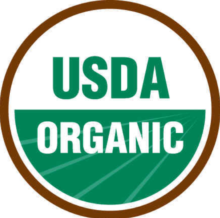 What Is The Best Organic Protein Powder - usda organic seal
