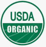 Crossfit and Pre Workout - USDA organic logo