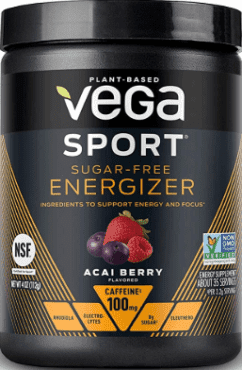 What is Organic Vegan Pre Workout - Vega sport energizer pre workout
