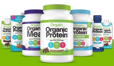 Orgain Protein Powder Reviews - the orgain organic product line