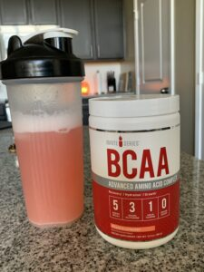 BCAA and Amino Acids