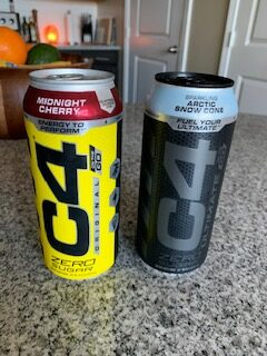 C4 Energy Drink – For On the Go Pre Workout Energy