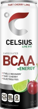 Celsius Energy Drink Review - Celsius BCAA + Energy