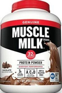 What Is The Best Post Workout Supplement - Muscle Milk Protein Powder