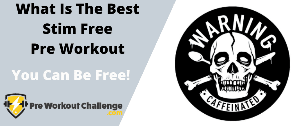 What Is The Best Stim Free Pre Workout