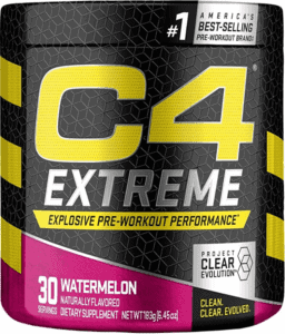 What Is The Best Tasting Pre Workout - c4 extreme energy