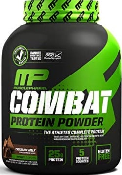 What's the Best Protein Powder for Men - musclepharm protein powder
