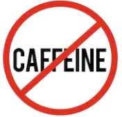 What Is In A Pre Workout supplement - caffeine free sign