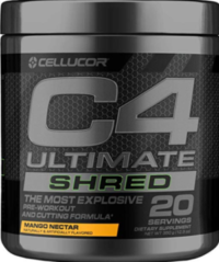 C4 Ultimate Shred Review