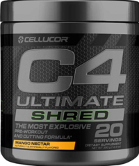Best pre workout for weight loss - C4 ultimate shred
