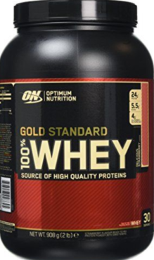 What's the Best Protein Powder for Men - ON gold standard whey protein