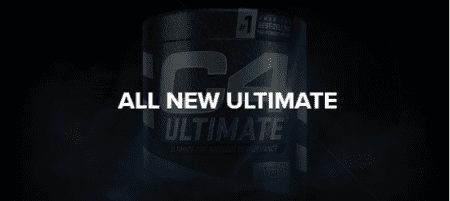 c4 ultimate shred review- c4 advertisement
