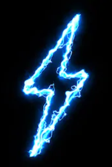 C4 Ultimate Pre Workout - lightening bolt