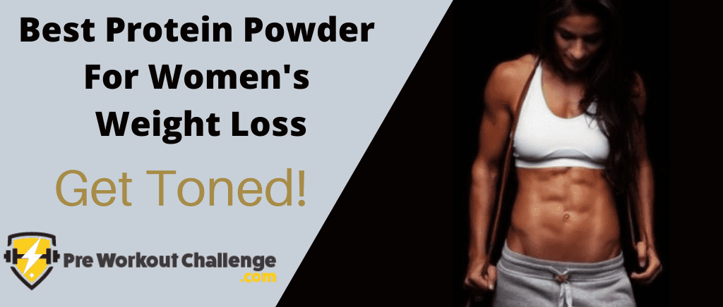 Best protein powder for womens weight loss-canva