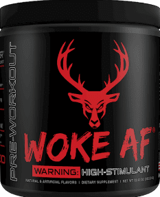 What Is The Best Pre Workout Energy Booster - Bucked up woke af high stim pre workout
