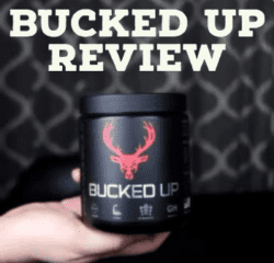 Bucked up pre workout review - bucked up review pre workout picture