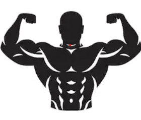 Post Workout Supplements for Muscle Gain - muscle man drawing