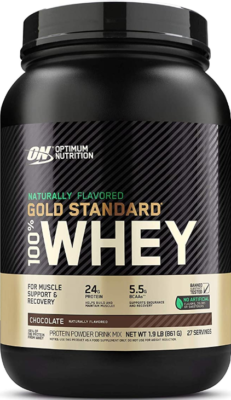 What Is The Best Natural Protein Powder - Gold standard Whey all natural protein powder