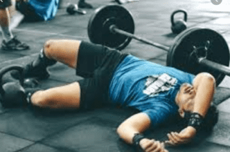 What Is A Post Workout Supplement - Man resting after workout
