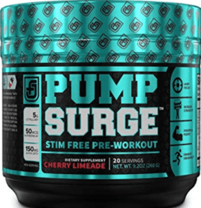 What Is The Best Stim Free Pre Workout - Pump surge pre workout