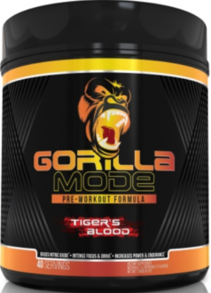 What Is The Best Pre Workout Energy Booster - Gorilla mode pre workout formula
