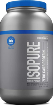 What Is the Best Protein Powder for Weight Loss for Men - Isopure protein powder