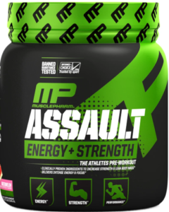What Is The Best Pre Workout With Creatine - MP Assault pre workout