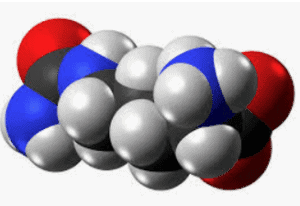 Amino Acids and Muscle Growth - amino citrulline molecule