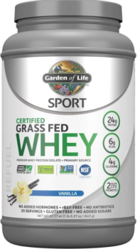 what is the best protein powder for weight loss for men - garden of life whey protein powder