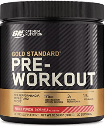 What Is The Best Pre Workout With Creatine - Gold standard pre workout