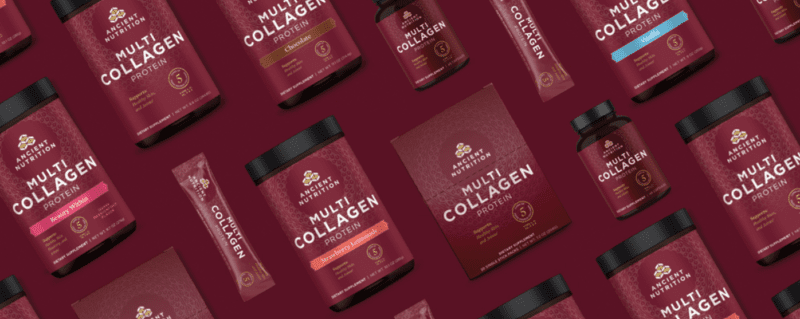 Ancient Nutrition Collagen Review - Ancient nutrition collage