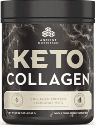 What Is The Best Keto Protein Powder - Ancient nutrition keto collagen