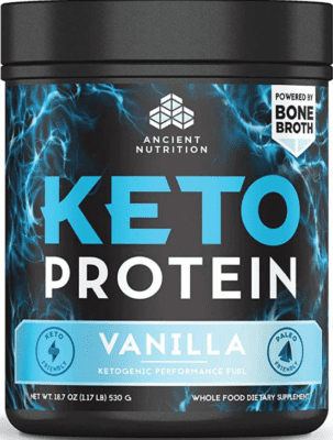 What Is The Best Keto Protein Powder - Ancient nutrition keto protein