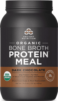 What's the Best Protein Powder for Men - Ancient nutrition organic bone broth