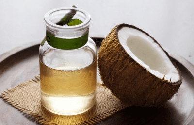 What Is The Best Keto Protein Powder - coconut oil