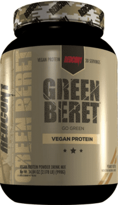 What Is The Best Pea Protein Powder - Green beret vegan protein